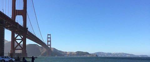 Golden Gate Bridge by Cecilia Marta