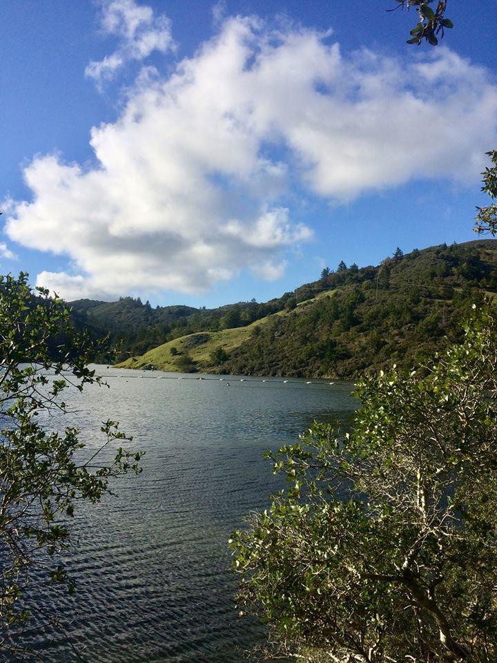 Apline Lake Marin County CA