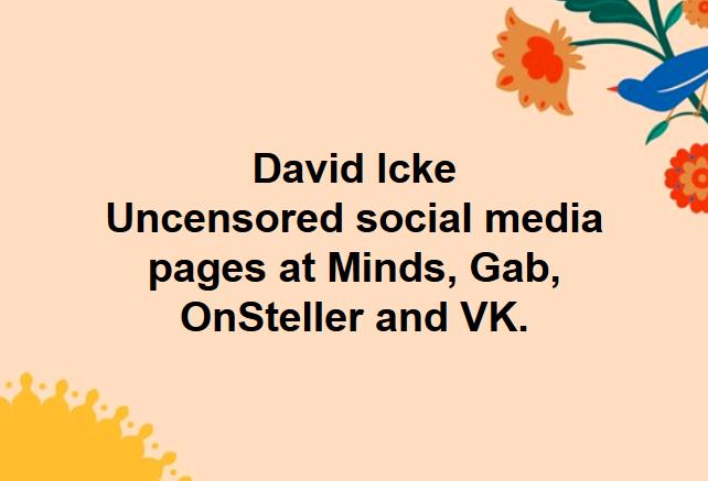 David Icke Censored