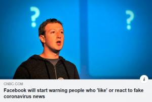 Facebook Censors