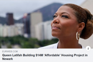 Queen Latifah housing project