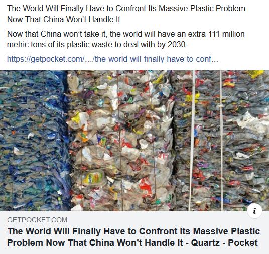 China Plastics