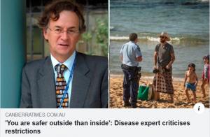 Safer Outside