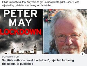 Lockdown book