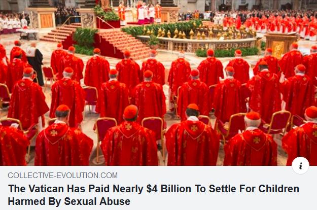 Vatican paid 4 billion