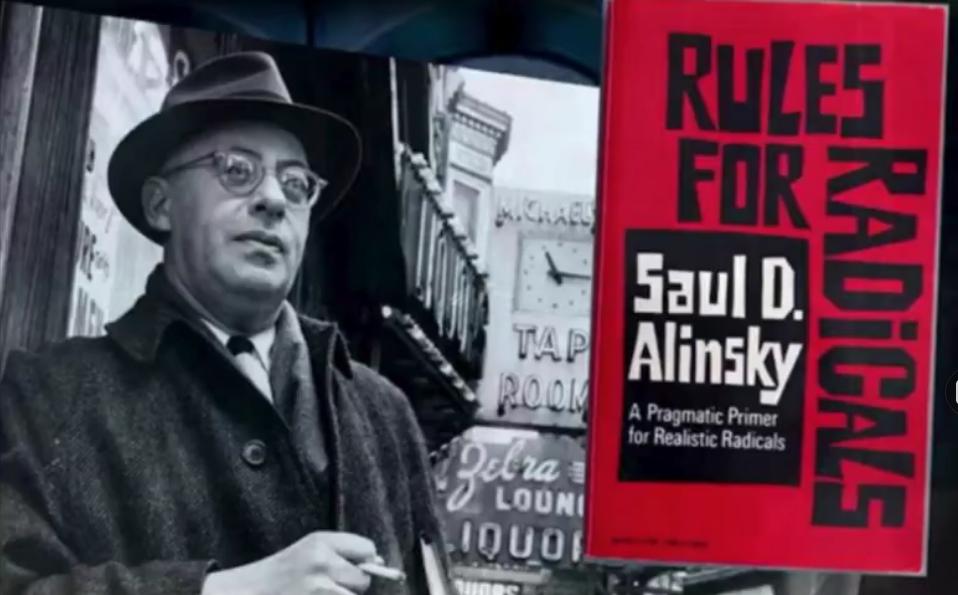 Saul Alinsky Rules for Radicals