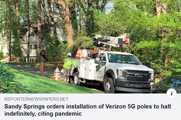 5G halt install
