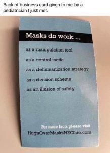 Masks Manipulation