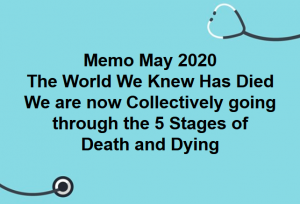 Death and Dying Stages