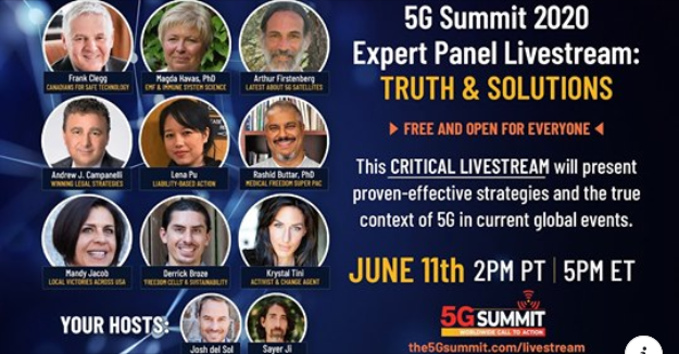 5G Summit Roundtable
