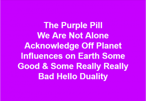 Purple Pill