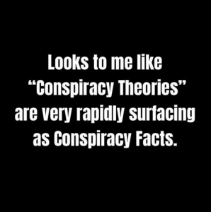 conspiracy facts
