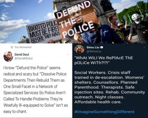 Restructure Police