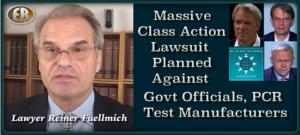Dr Reiner Fuellmich law suit