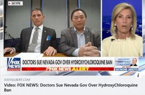 Doctors sue ban