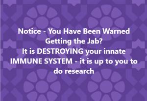 Immunity research