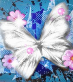 Butterfly emoji 2
