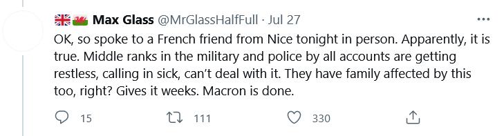 Nice France police